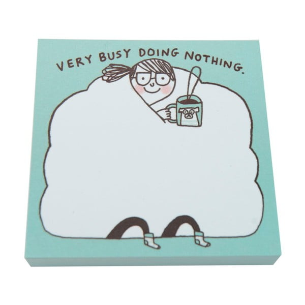 Set post-it-uri Ohh Deer Busy Doing Nothing