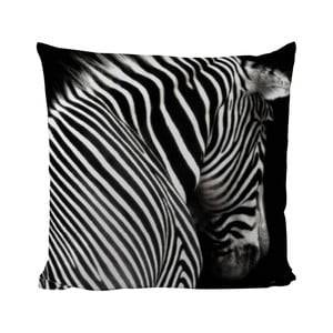 Pernă Black Shake Zebra Stripes, 40x40 cm