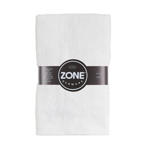 Bílý ručník Zone,70x50cm