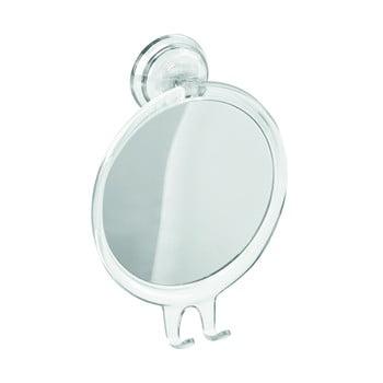 Oglindă cu ventuză iDesign Suction Pi, 20 cm imagine
