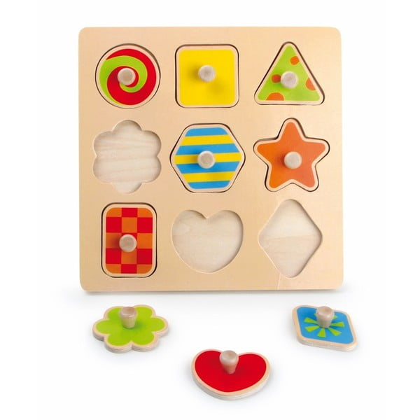 Shapes puzzle a legkisebbeknek - Legler