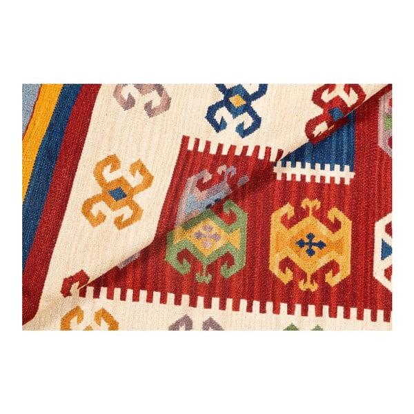 Ručně tkaný koberec Kilim Dalush 106, 120x70 cm