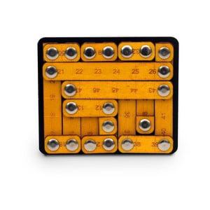 Hlavolam s dřevěnými prvky RecentToys Tough Measures