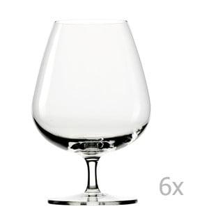 Sada 6 sklenic Stölzle Lausitz Grandezza Brandy, 610 ml