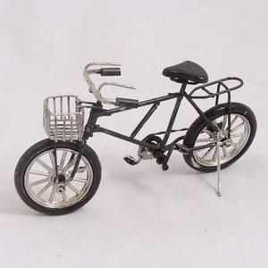 Dekorace Bicykl s košíkem