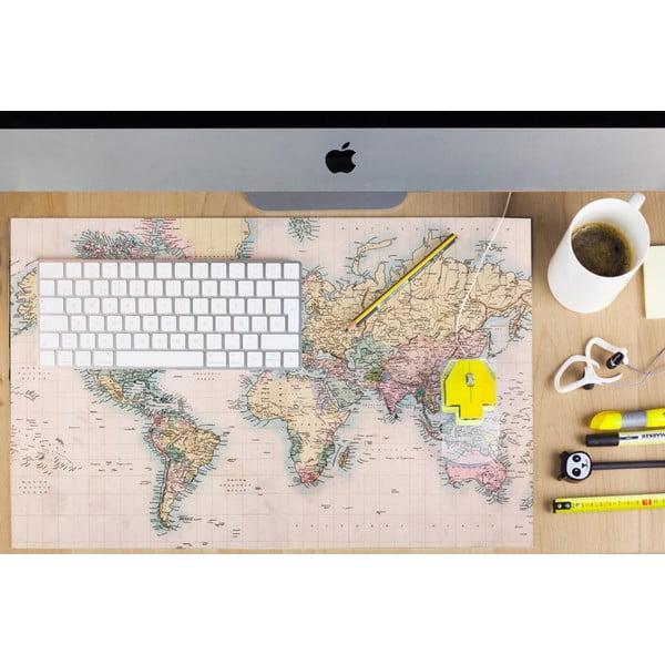 Podložka na pracovní stůl Little Nice Things Map