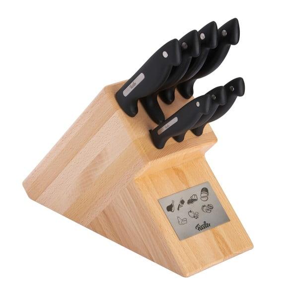 Blok s noži Signum, přírodní