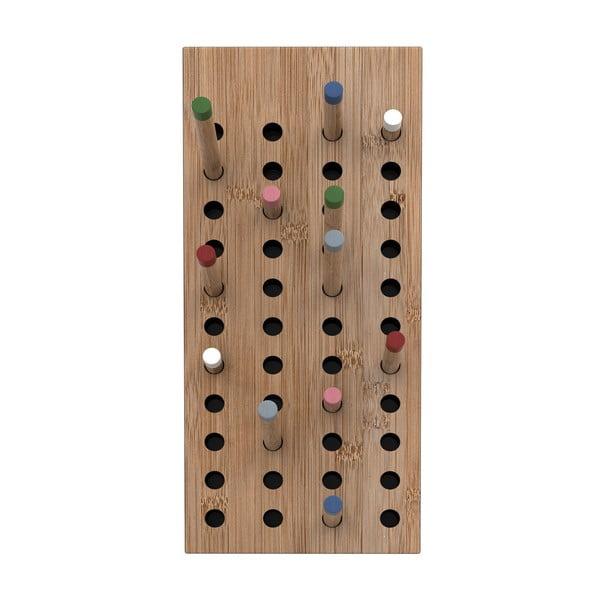 Cuier din bambus We Do Wood Scoreboard, înălțime 36 cm