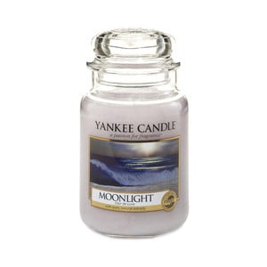 Vonná svíčka Yankee Candle Měsíční Svit, doba hoření 110 - 150 hodin