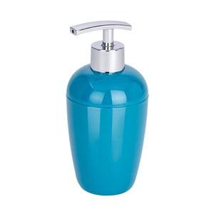 Petrolejově modrý dávkovač mýdla Wenko Cocktail Petrol