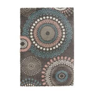 Šedý koberec Mint Rugs Allure Gallero, 120x170cm
