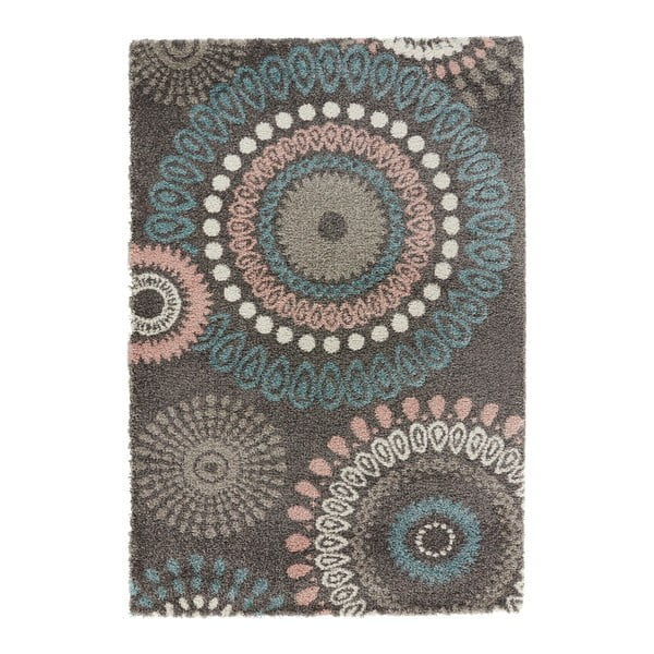 Sivý koberec Mint Rugs Allure Gallero, 160 × 230 cm