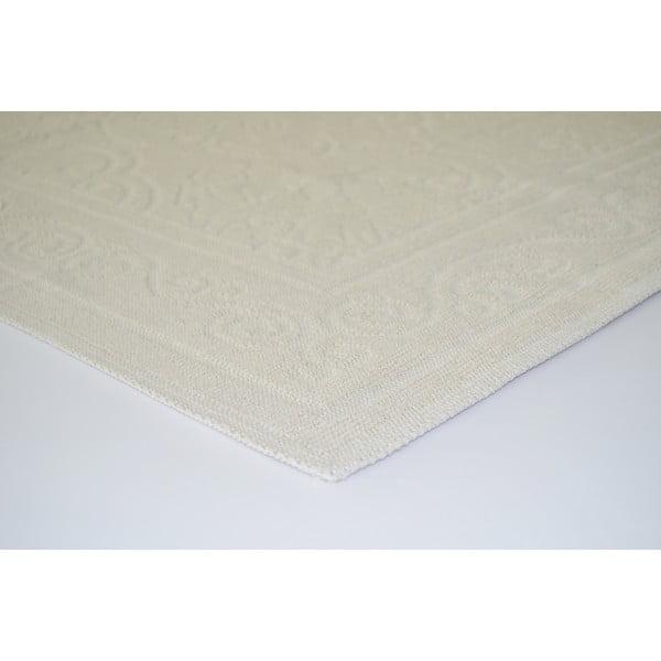 Odolný koberec Primrose, 160x230 cm, krémový