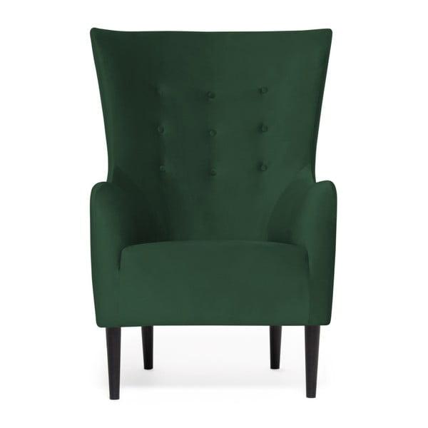 Fotoliu Vivonita Blair Emerald, verde