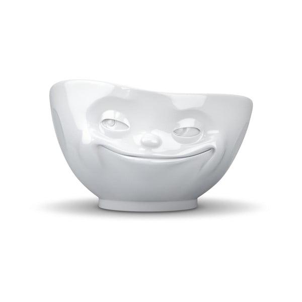 Biela usmievavá miska 58 products