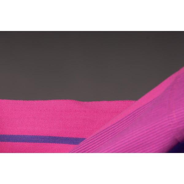 Houpací křeslo Orquidea, fialová
