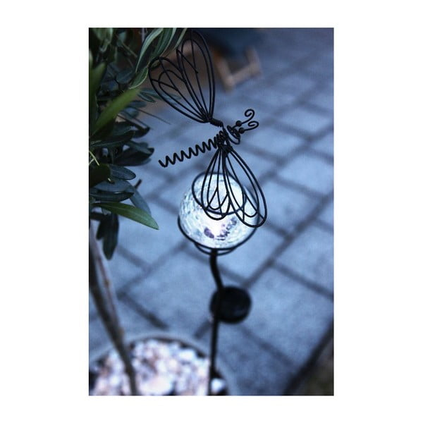 Světelná zahradní dekorace Best Season Dragonfly