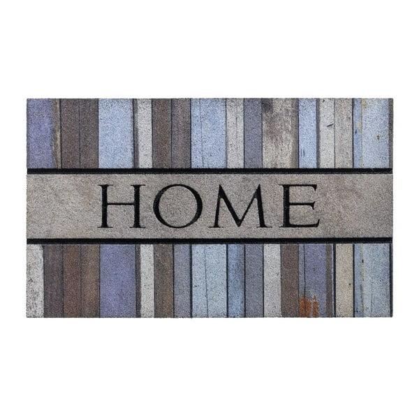 Rohožka Hamat Eco Scrapwood Home, 45x75cm