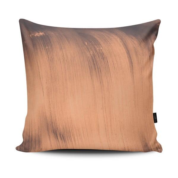 Polštář Drag Grey Pink, 33x33 cm