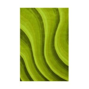 Koberec Casablanca 170x240 cm, zelené odstíny