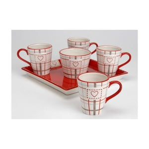 Set Red Coffee