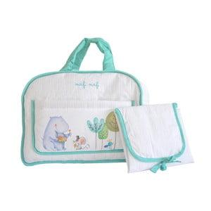 Set tašky přes rameno a přebalovací podložky Naf Naf Happy Hipo
