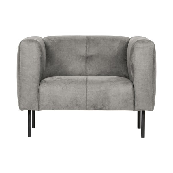 Skin világosszürke fotel - vtwonen