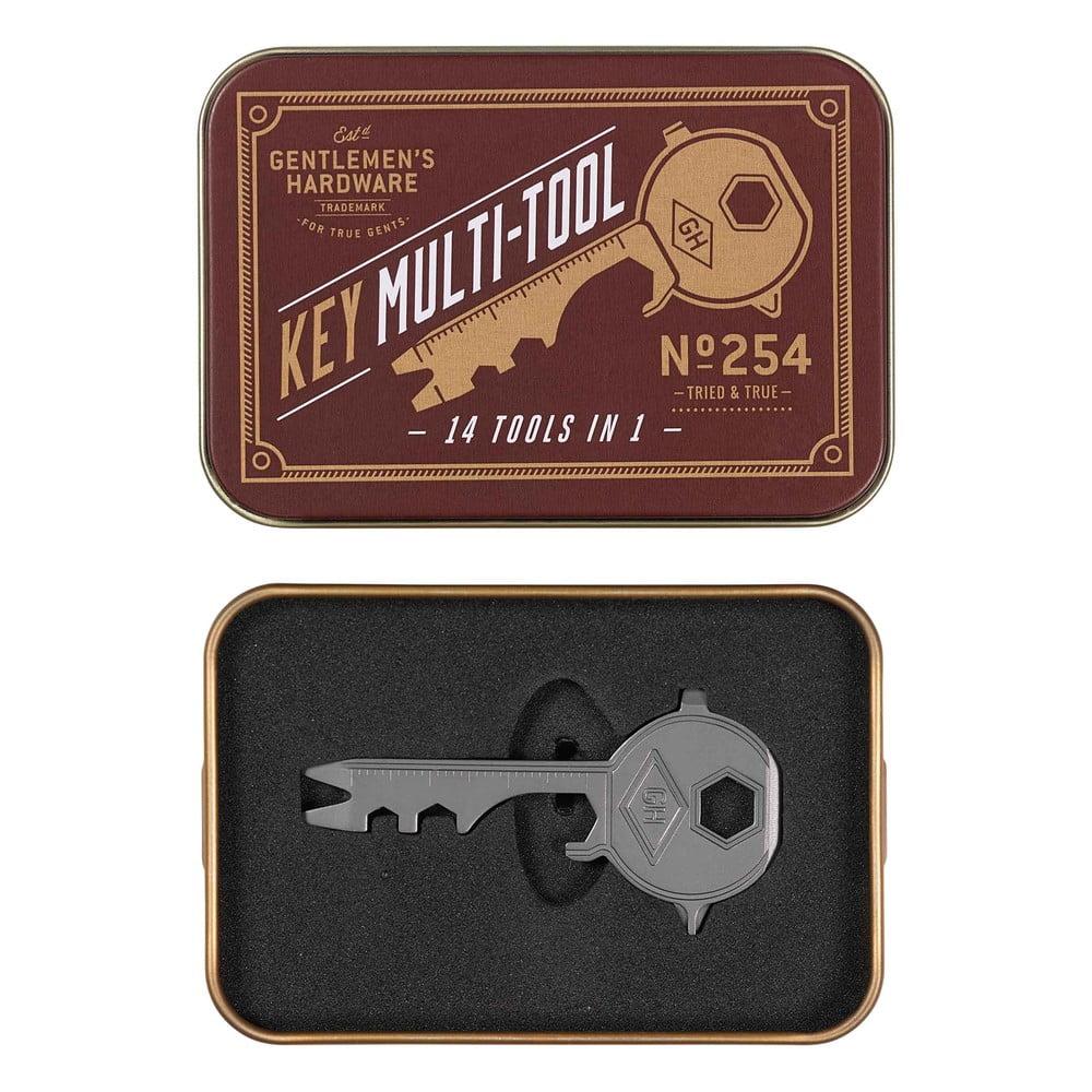 Fotografie Multifunkční klíč Gentlemen's Hardware Multi Key Tool