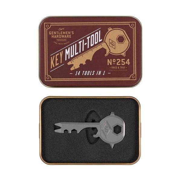 Multi Key Tool multifunkciós kulcs - Gentlemen's Hardware