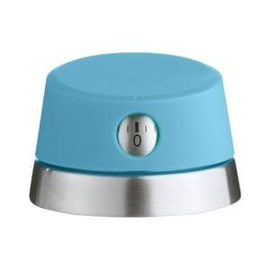 Minutka s magnetkem Confetti, modrá
