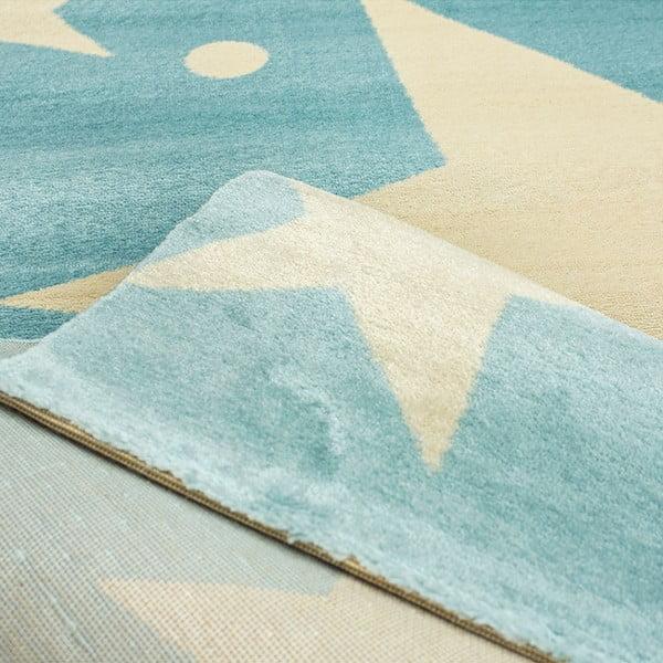 Dětský koberec Stars Sky Azuro, 120 x 170 cm