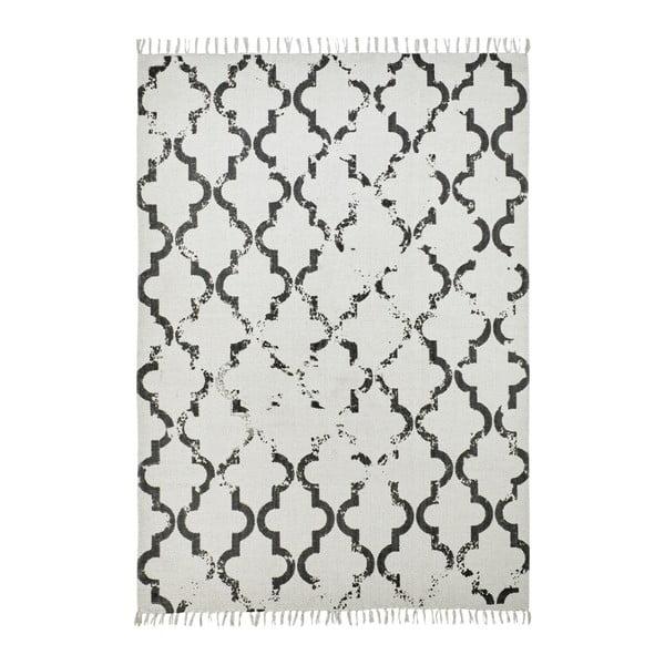 Ručně tkaný bavlněný koberec Obsession My Stockholm Anth, 60 x 110 cm