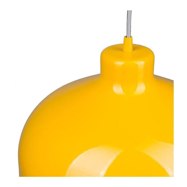 Žluté stropní světlo Loft You B&B, 22 cm
