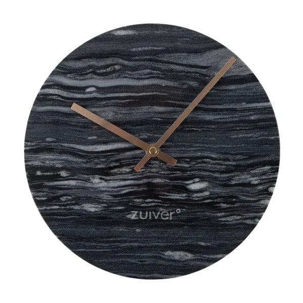 Marble Time szürke márvány falióra - Zuiver