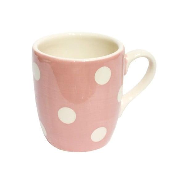 Puntíkatý hrnek Pink Mug