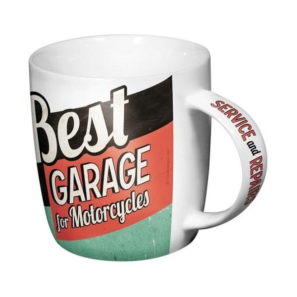 Keramický hrnek Postershop Best Garage