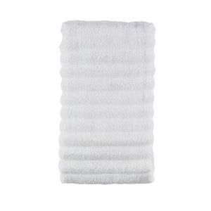 Bílý ručník Zone Prime, 50x100cm