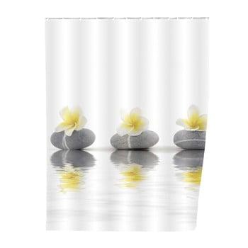 Perdea duș Wenko Meditation 180x200cm imagine