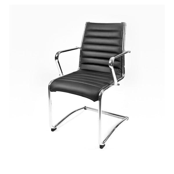 Pracovní židle Pandora, černá