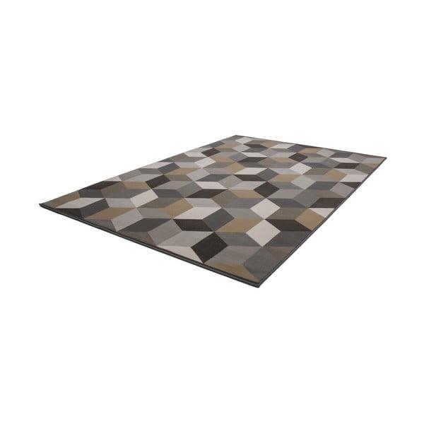 Hnědý koberec Kayoom Stella 600, 120x170cm