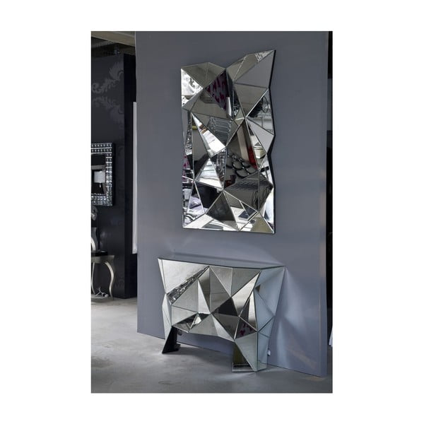 Nástěnné zrcadlo Kare Design Prisma, 120x80cm