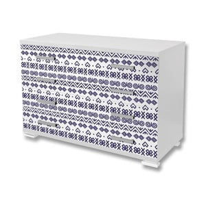 Tapet autocolant mobilă  Dimex Orient, 125 x 85 cm