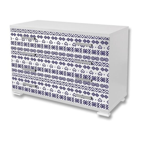 Nalepovací tapeta na nábytek Dimex Orient, 125x85cm
