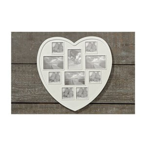 Fotorámeček Heart, 43 cm, 10 fotografií