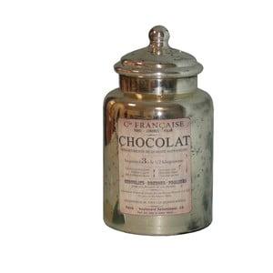 Skleněná dóza Chocolat Paris