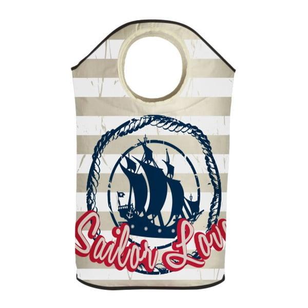 Koš na prádlo Sailor Love