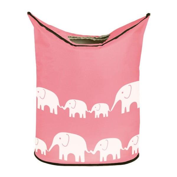 Koš na prádlo Elephant Family