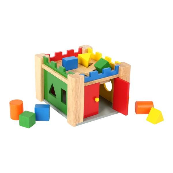 Dřevěná hračka Legler Castle