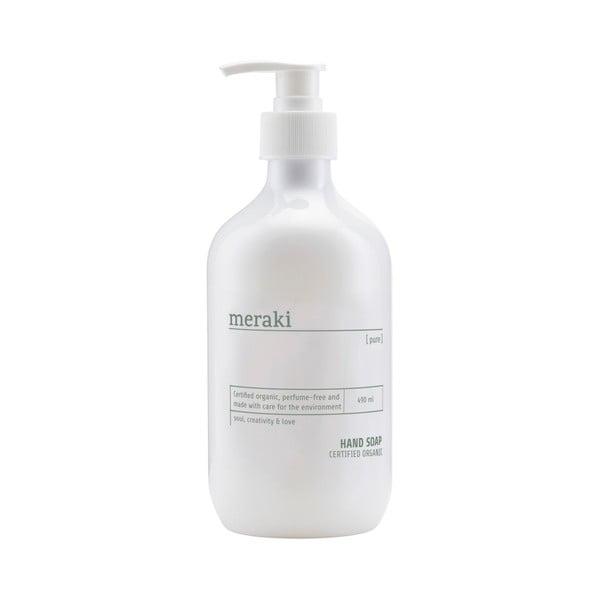 Mydlo na ruky pre citlivú pokožku Meraki Sensitive
