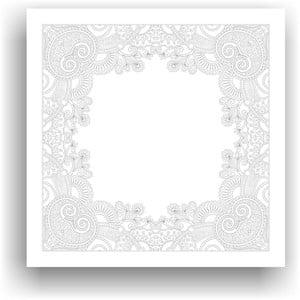 Obraz k vymalování Color It no. 108, 50x50 cm